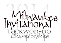 Milwaukee Invitational Taekwon-do Logo