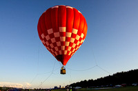 2015 Hot Air Balloon Festival - Waterford, WI